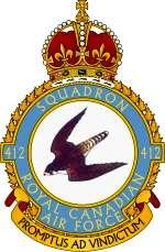 No 412 Squadron, RCAF