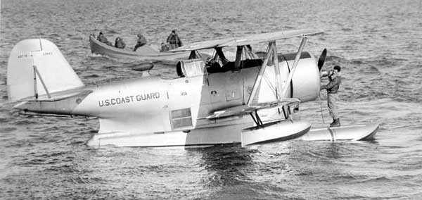 Aircraft Type And Coast Guard Tail Number