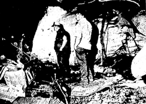 Lynyrd Skynyrd's Crash