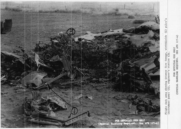 1970s Crashes