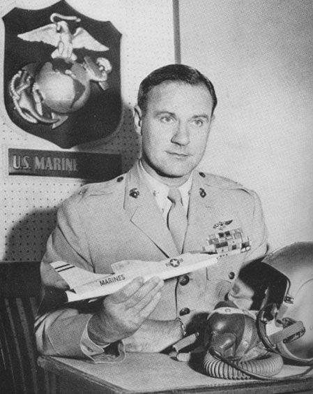 LtCol William H. Rankin, USMC