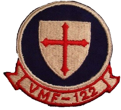 VMF-122 patch
