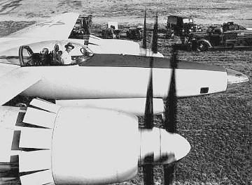 Hughes in XF-11